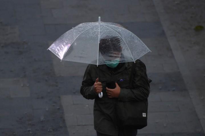 Puncak Musim Hujan Diprediksi pada Januari-Februari 2021