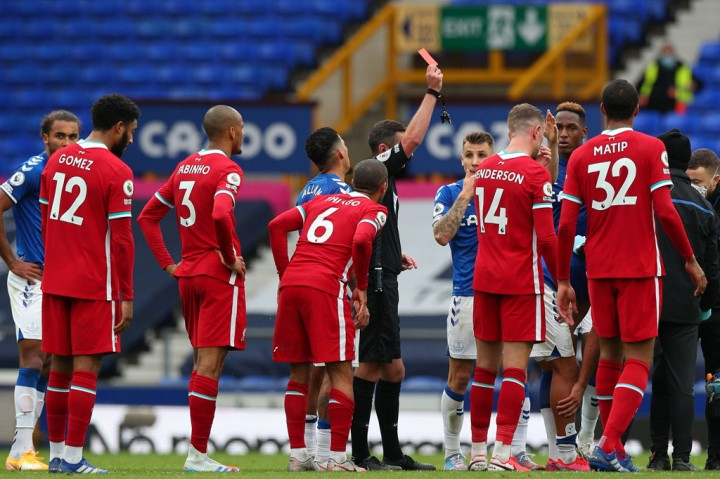Derby Merseyside Berakhir Imbang 2-2