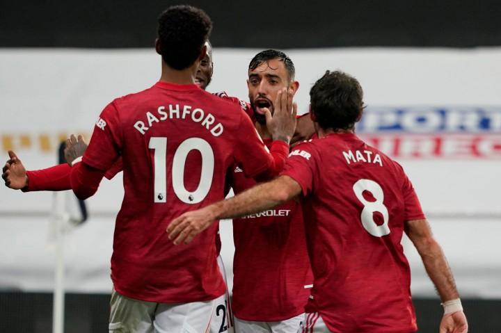 Liga Inggris: MU Gilas Newcastle 4-1