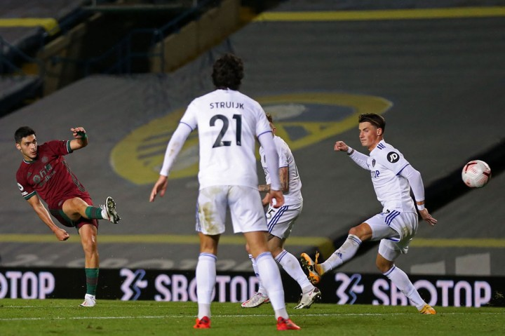 Leeds vs Wolves, The Wanderers Menang 1-0