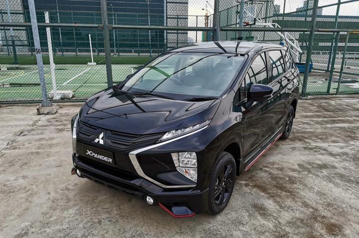 Gaya Sporty Xpander Black Edition