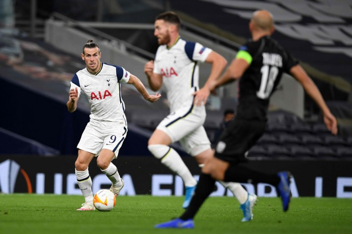 Tottenham vs LASK: The Lilywhites Gasak Tamunya 3-0