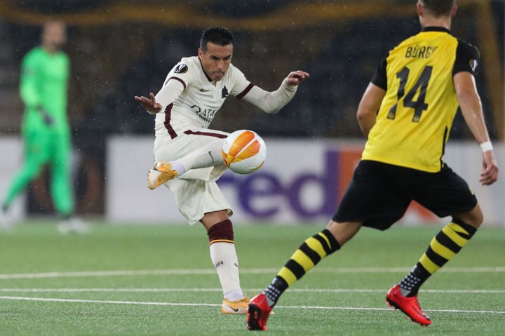 Young Boys vs Roma: Giallorossi Menang 2-1