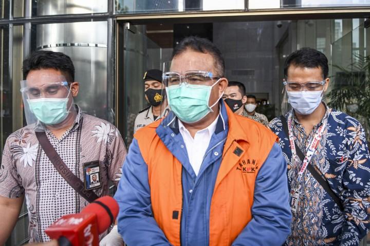 Wali Kota Tasikmalaya Budi Budiman Ditahan KPK