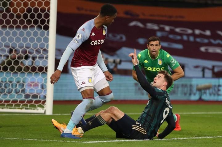 Aston Villa vs Leeds: Tumbang, Villans Gagal Puncaki Klasemen