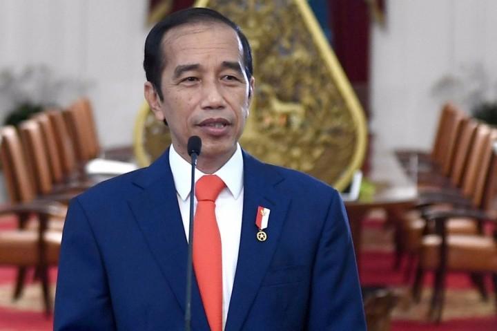 Jokowi: Kerja Sama dan Bersatu Kunci Indonesia Maju