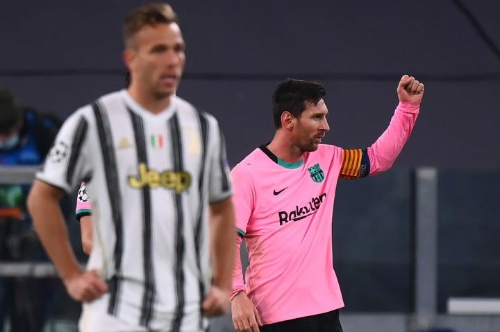 Juventus Vs Barcelona: Blaugrana Menang 2-0