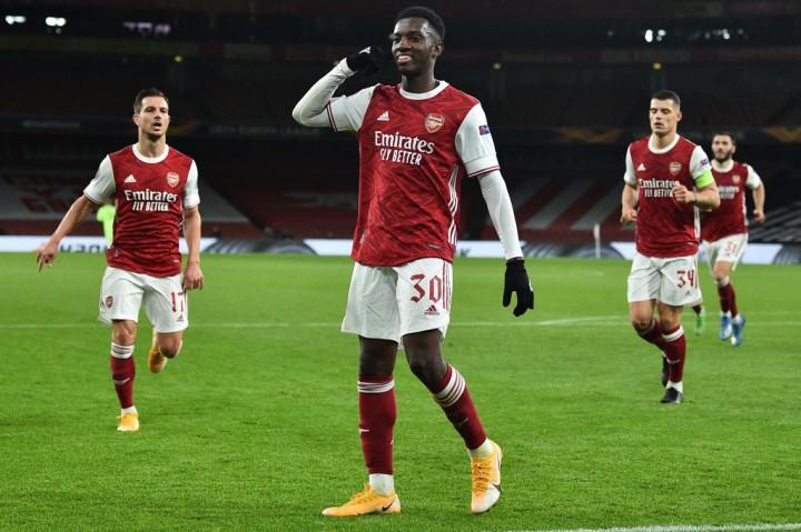 Arsenal vs Dundalk: The Gunners Menang Telak 3-0