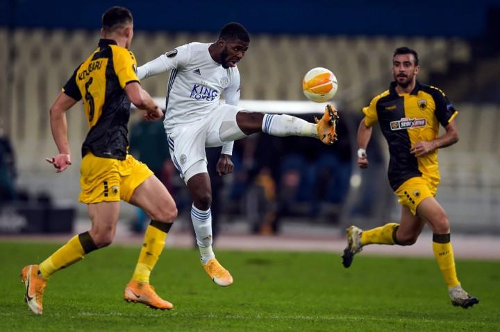 Leicester Kembali Raih Kemenangan di Liga Europa