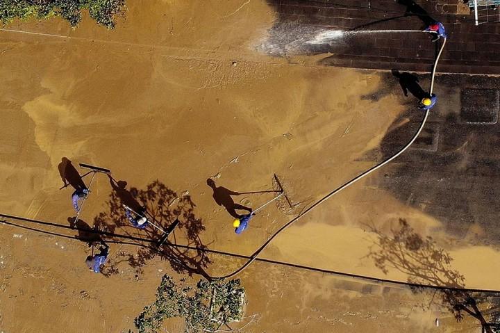 Kondisi Vietnam Pascaditerjang Topan Molave