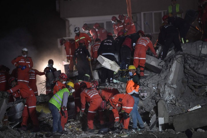 Dua Anak Diselamatkan Beberapa Hari Setelah Gempa Turki