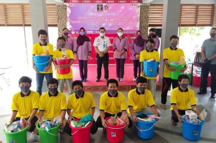 IKKT PWA Kunjungi Lembaga Pembinaan Khusus Anak Jakarta