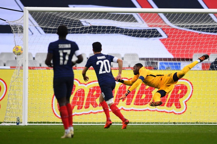 Tundukkan Prancis 2-0, Finlandia Cetak Sejarah