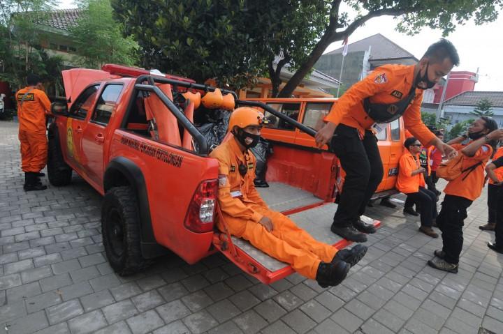 BPBD Kabupaten Boyolali Akan Berangkatkan 200 Relawan Gunung