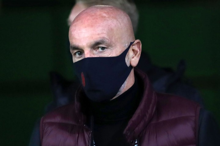 Pelatih AC Milan Stefano Pioli Positif Korona