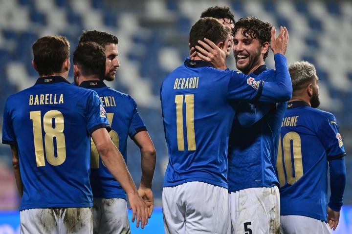 UEFA Nations League: Italia Kalahkan Polandia 2-0