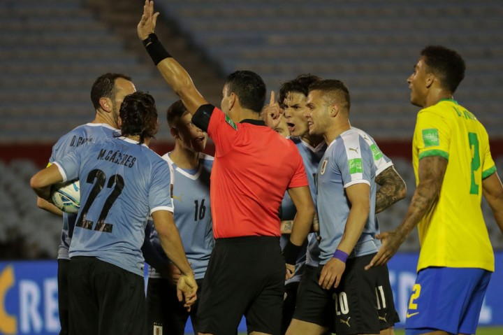 Kualifikasi Piala Dunia 2022: Brasil Tekuk Uruguay 2-0