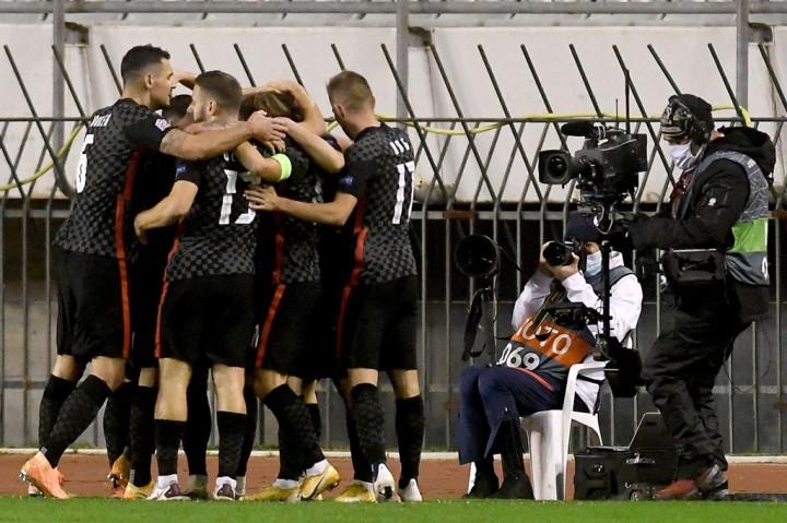 Kroasia vs Portugal: Ronaldo Cs Menang Tipis 3-2