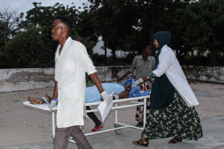 Bom Bunuh Diri di Restoran Somalia Tewaskan 5 Orang