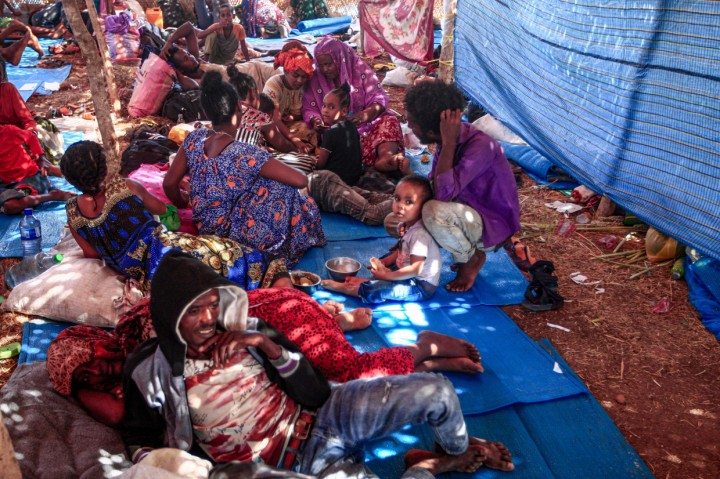 Lebih dari 25 Ribu Warga Ethiopia Mengungsi ke Sudan