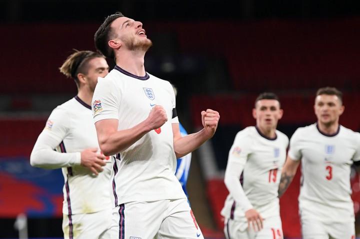 UEFA Nations League: Inggris Bungkam Islandia 4-0