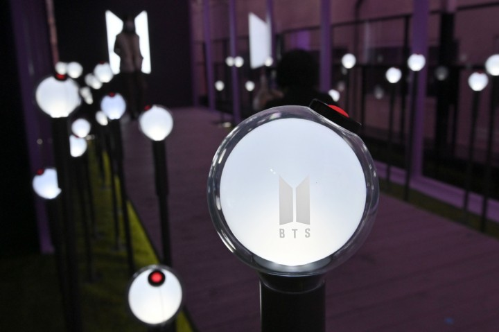 Potret BTS Pop-Up: MAP OF THE SOUL di Seoul