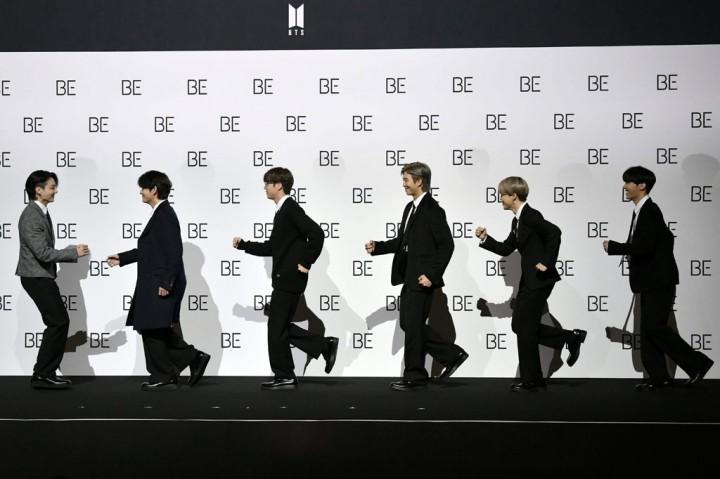 BTS Rilis Album Baru 'BE'