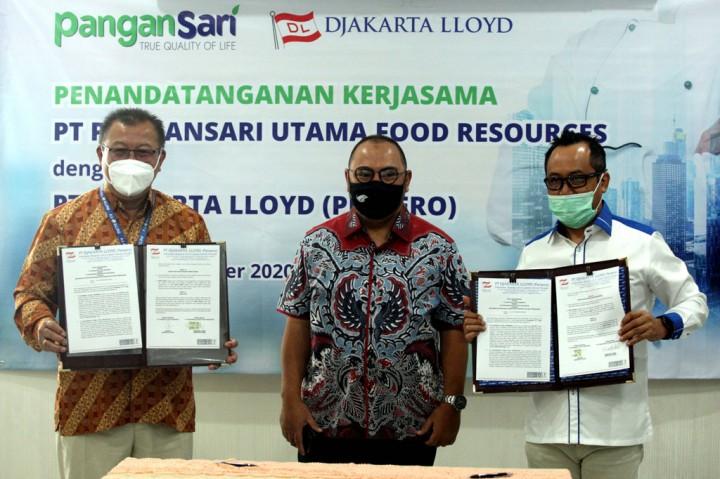 PT PUFR Jalin Kerjasama dengan PT Djakarta Lloyd