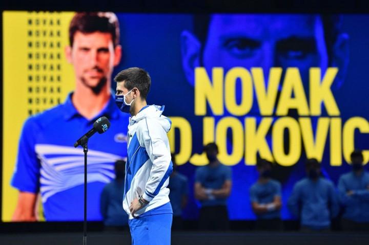 Djokovic ke Semifinal ATP Finals