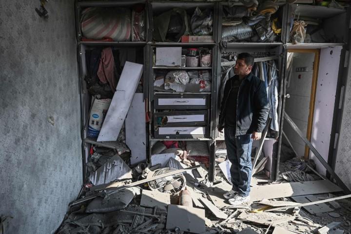 Rentetan Tembakan Roket Guncang Kabul, 3 Orang Meninggal