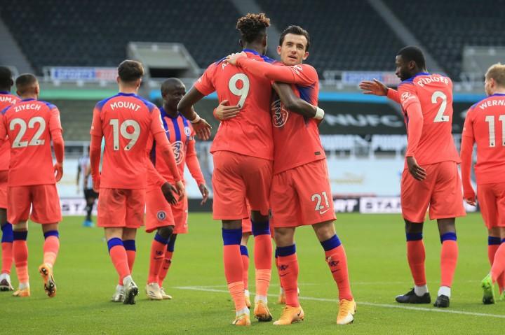 Liga Inggris: Chelsea Tekuk Newcastle 2-0