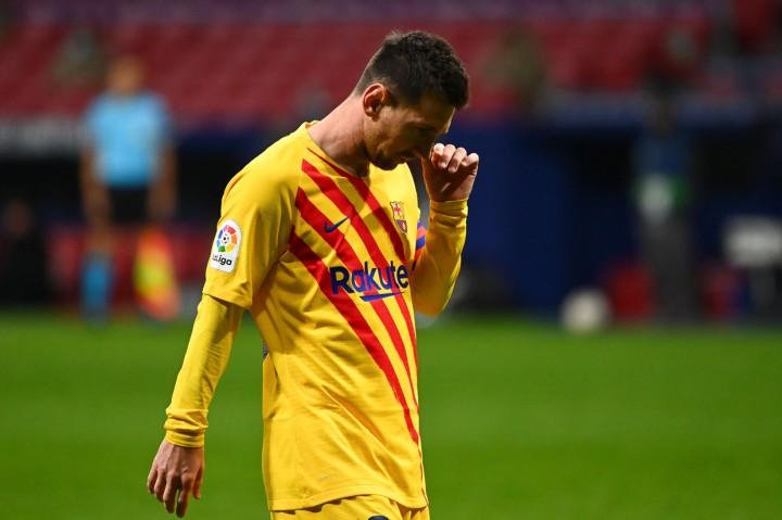 Liga Spanyol: Atletico Madrid Kalahkan Barcelona 1-0