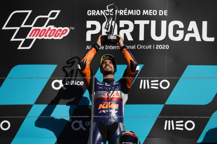 Miguel Oliveira Juara MotoGP Portugal 2020