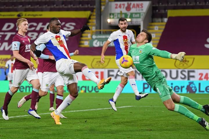 Tekuk Palace, Burnley Petik Kemenangan Perdana di Liga Inggris
