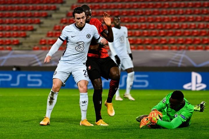 Tekuk Rennes, Chelsea Jadi Tim Pertama Lolos ke 16 Besar Liga