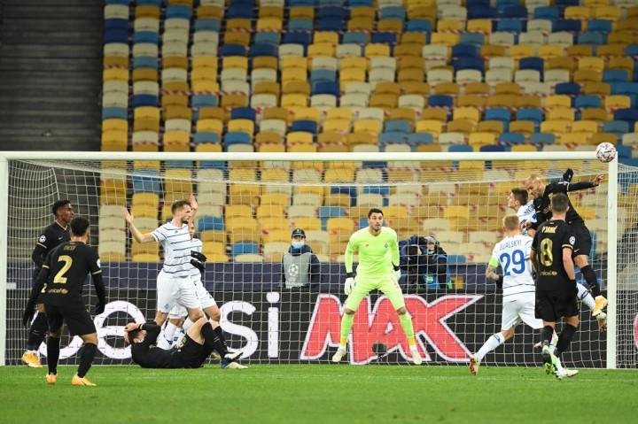 Dynamo Kiev vs Barcelona: Blaugrana Menang Telak 4-0
