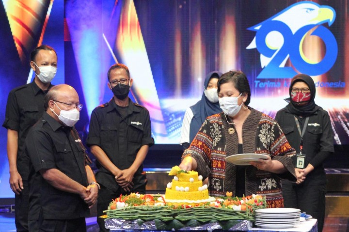 Metro TV Rayakan HUT ke-20
