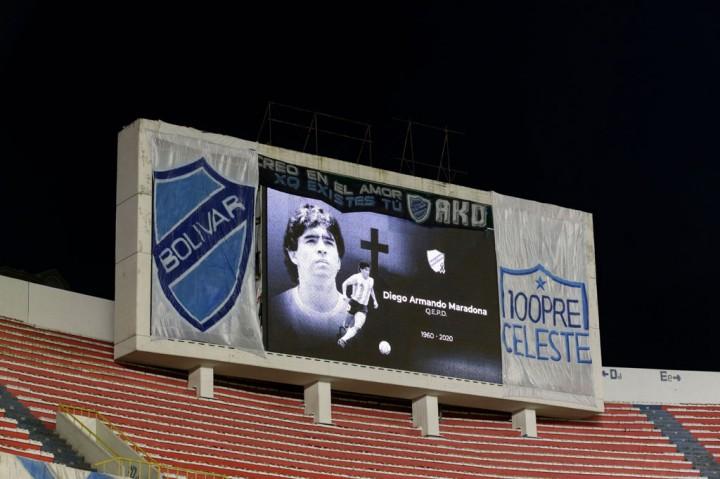 Dunia Sepak Bola Berduka Atas Kepergian Maradona