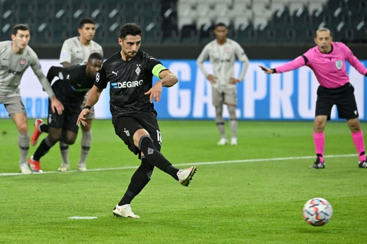 Liga Champions: Gladbach Menang Telak 4-0 Atas Shakhtar