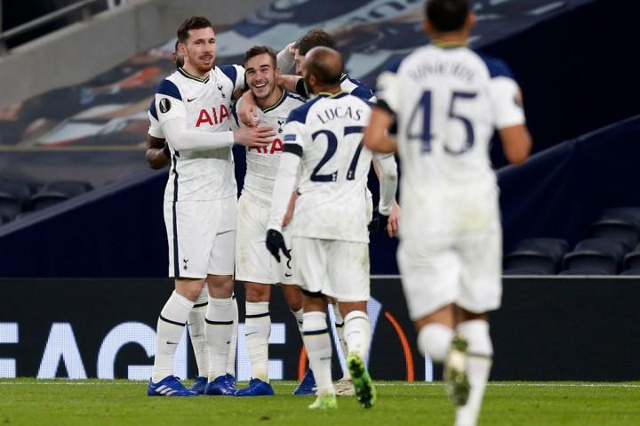 Tottenham vs Ludogorets: The Lilywhite Menang Telak 4-0