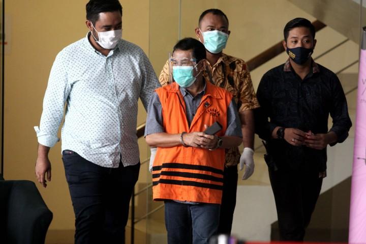Mantan Bupati Bogor Rachmat Yasin Siap Dibawa ke Pengadilan