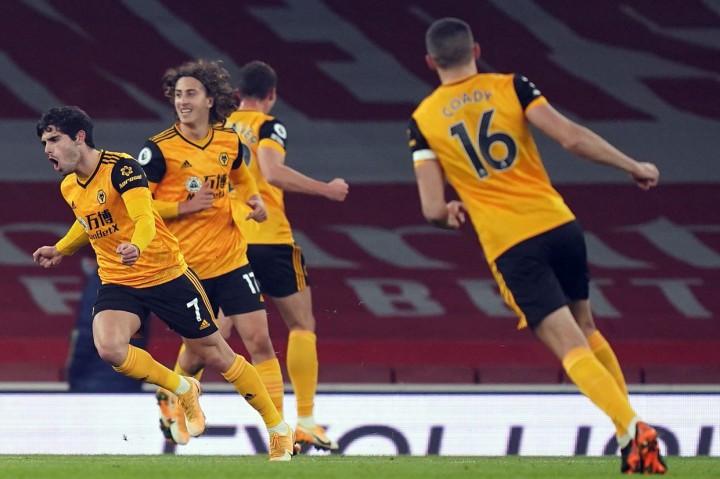 Arsenal Vs Wolverhampton: The Gunners Menyerah 1-2