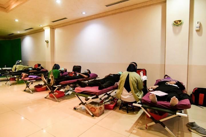 HUT ke-20, Metro TV Gelar Aksi Donor Darah