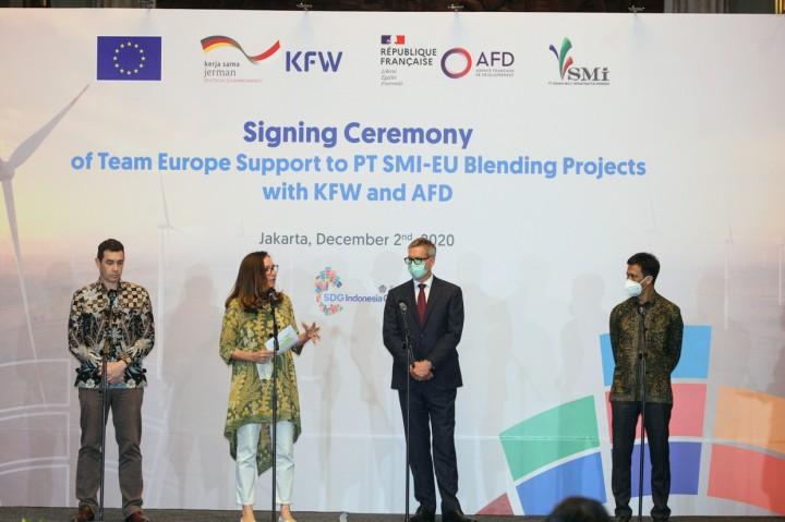 PT SMI Dapat Dana Hibah Rp357,8 M untuk Pembangunan