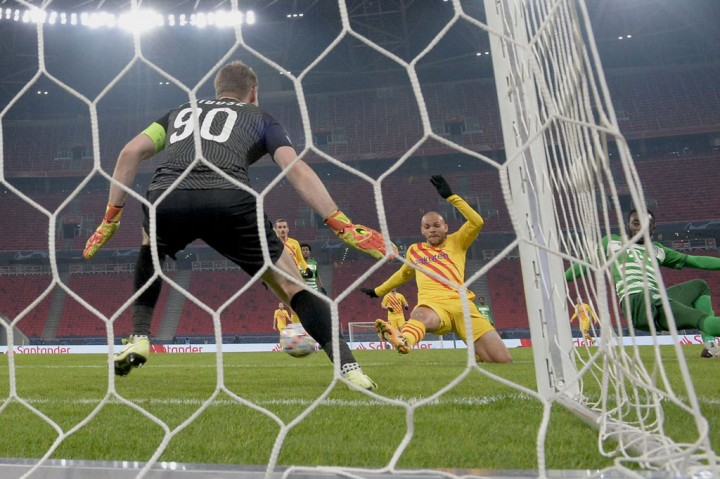 Liga Champions: Barcelona Gilas Ferencvaros Tiga Gol Tanpa Balas