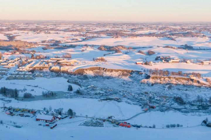 Tujuh Jenazah Korban Longsor Norwegia Ditemukan, Tiga Masih