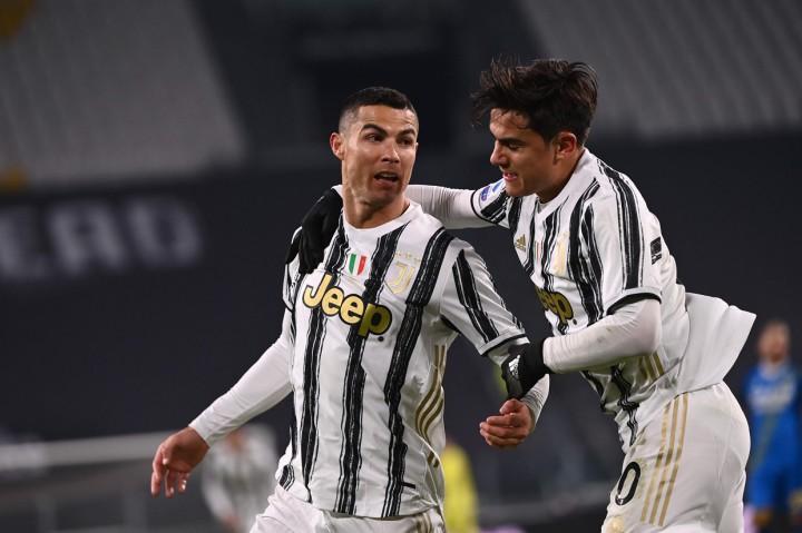 Juventus Vs Udinese: Ronaldo Cetak Brace, Bianconeri Menang 4-1