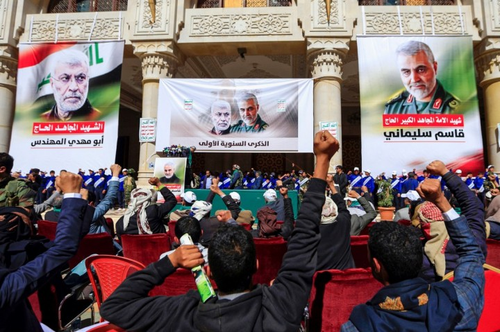 3 Foto Terpopuler: Peringatan Setahun Kematian Qasem Soleimani