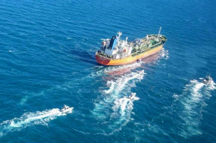Iran Sita Kapal Tanker Korea Selatan, Sebagian ABK dari Indonesia