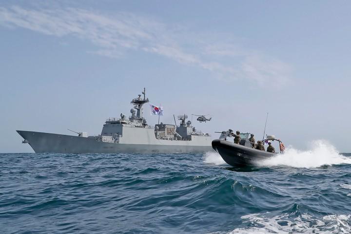 Kapalnya Disita Iran, Korsel Kirim Kapal Perusak ke Selat Hormuz
